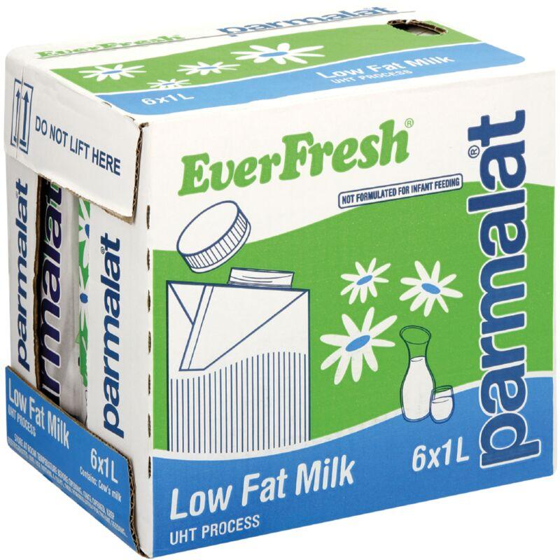 EVERFRESH MILK LONG LIFE LOW FAT 6S – 1L