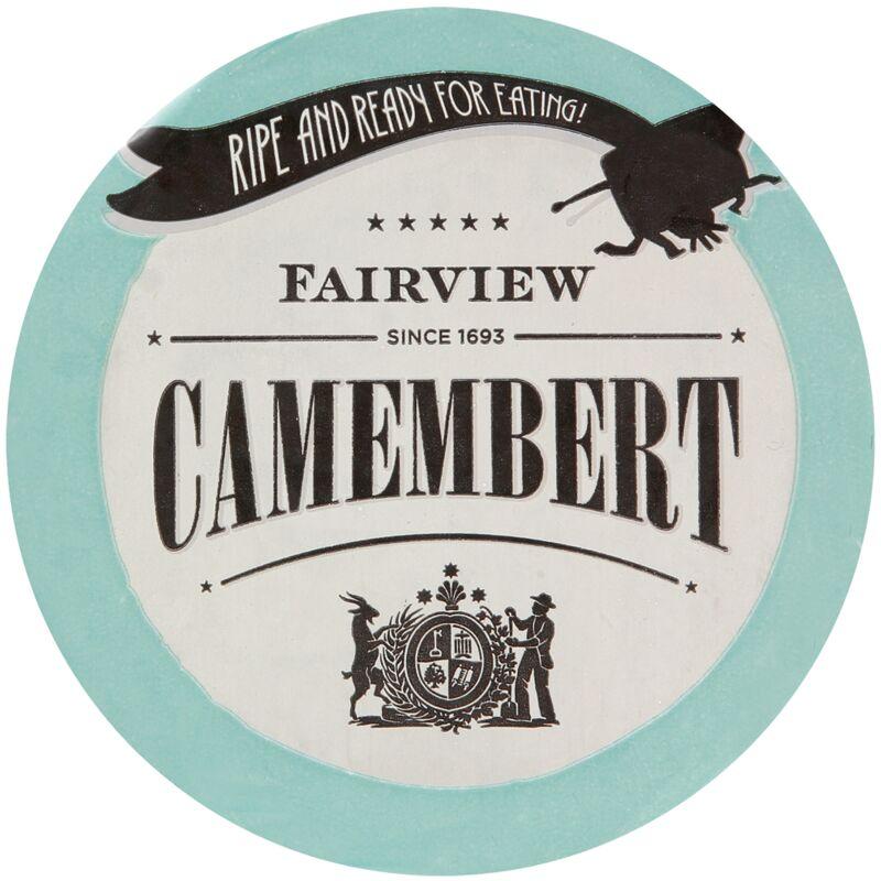 FAIRVIEW CHEESE CAMEMBERT – 125G