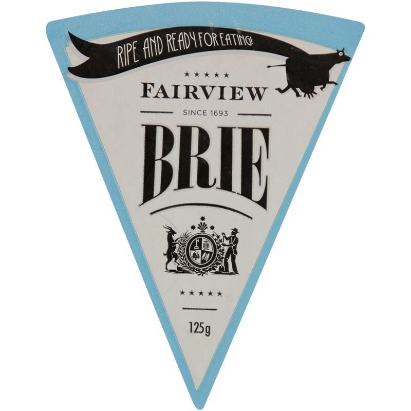 FAIRVIEW CHEESE BRIE – 125G