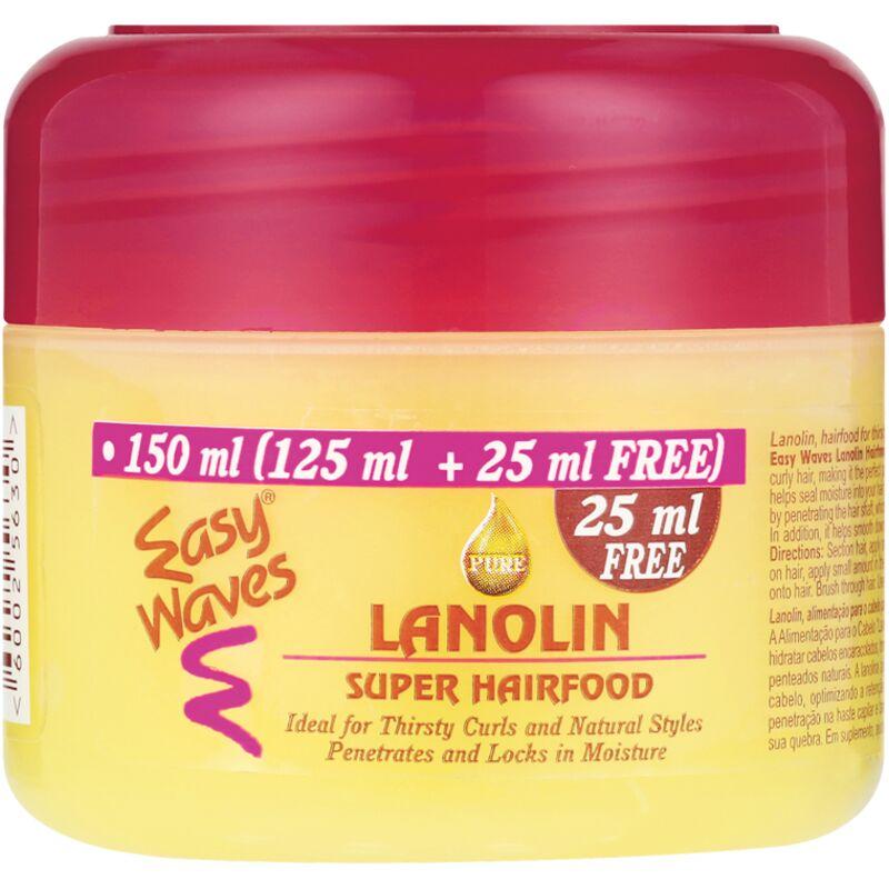 EASY WAVES LANOLIN SUPER H/FOOD – 150ML
