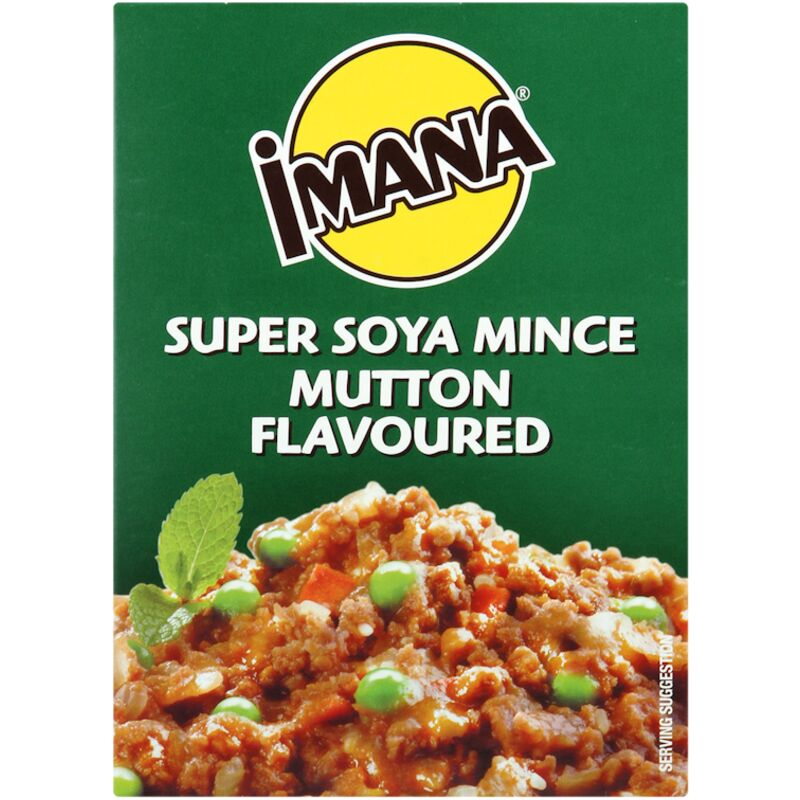 IMANA SOYA MINCE MUTTON – 200G