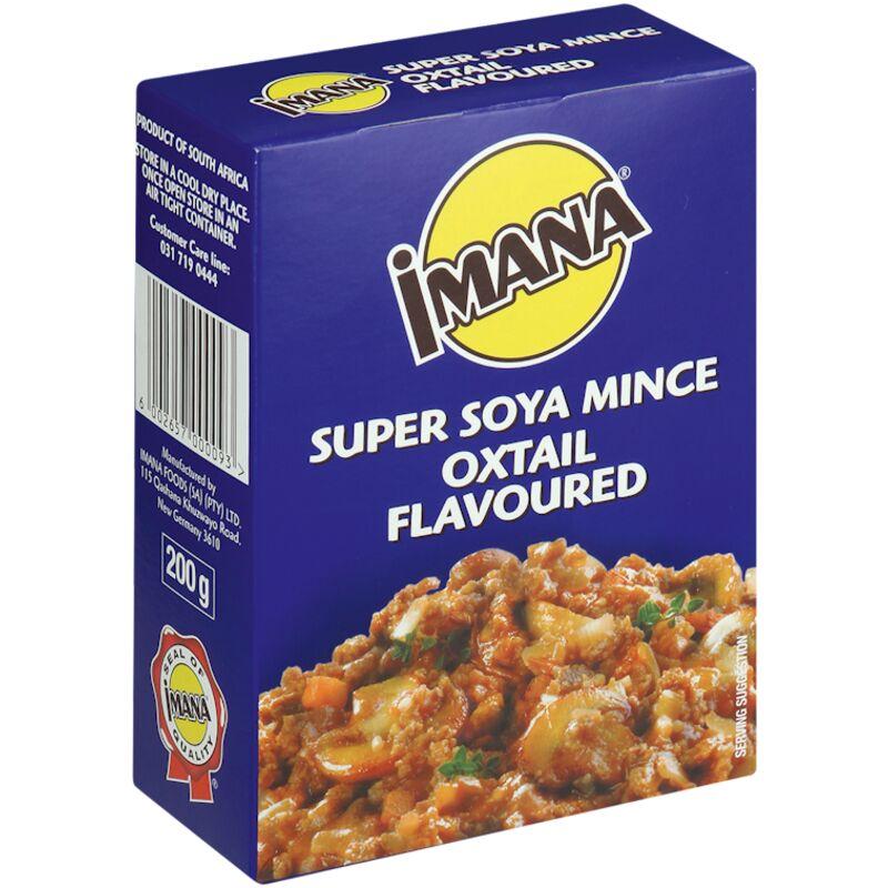 IMANA SOYA MINCE OXTAIL – 200G