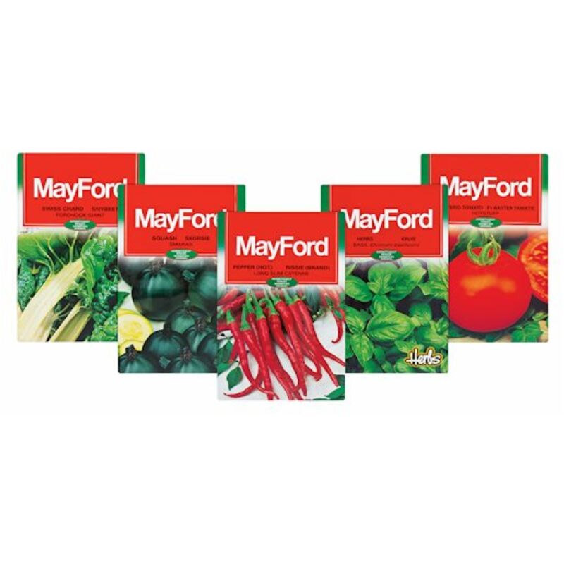 MAYFORD VEG HANGER PACKS – 100G