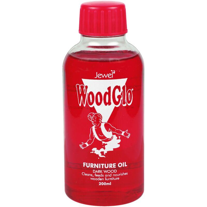 JEWEL WOOD GLO OIL RED – 200ML