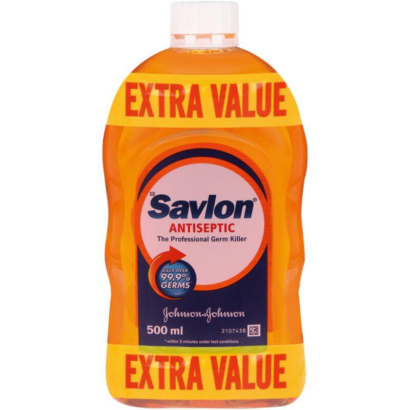 SAVLON ANTISEPTIC LIQUID BANDED – 500ML
