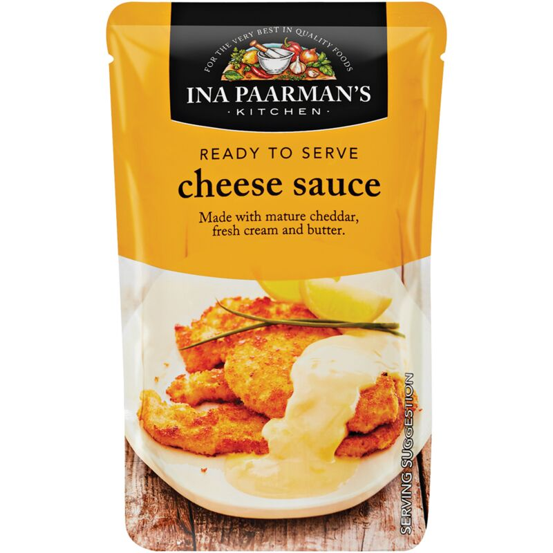 INA PAARMANS SAUCE CHEESE – 200ML