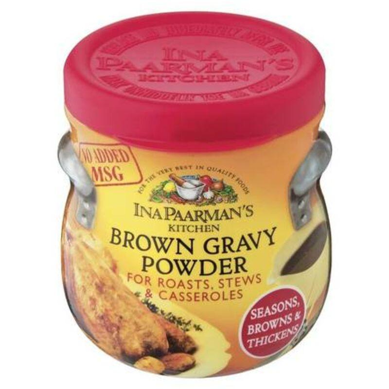 INA PAARMANS SAUCE POWDER BROWN GRAVY – 150G