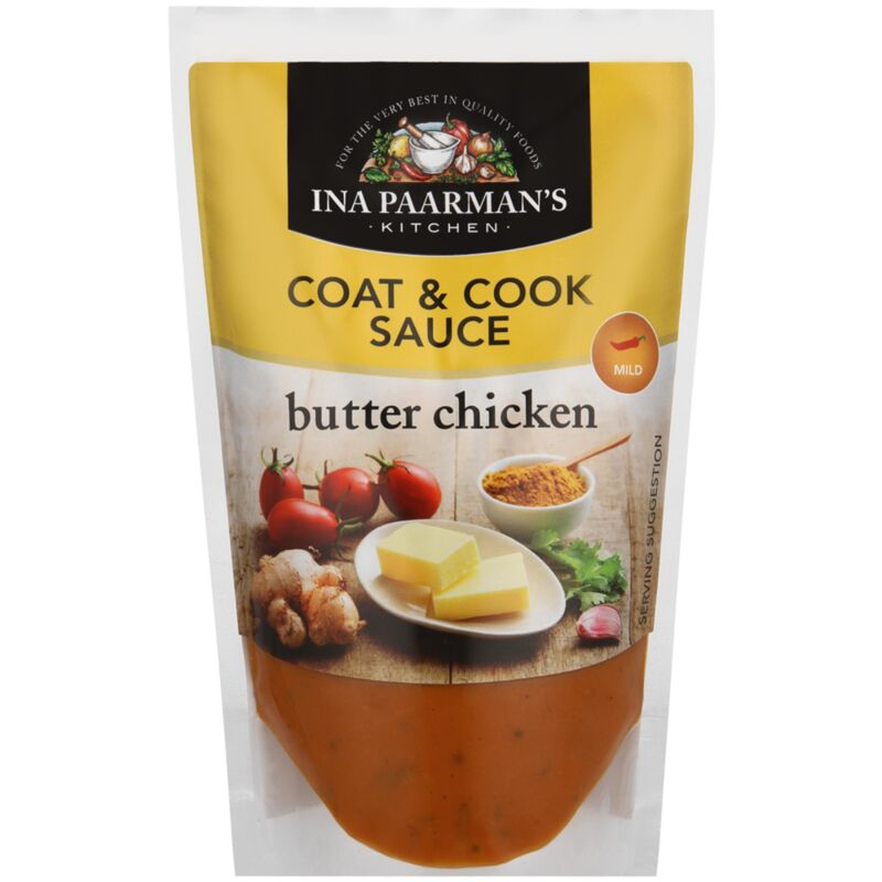 INA PAARMANS COOK-IN-SAUCE BUTTER CHICKEN – 200ML