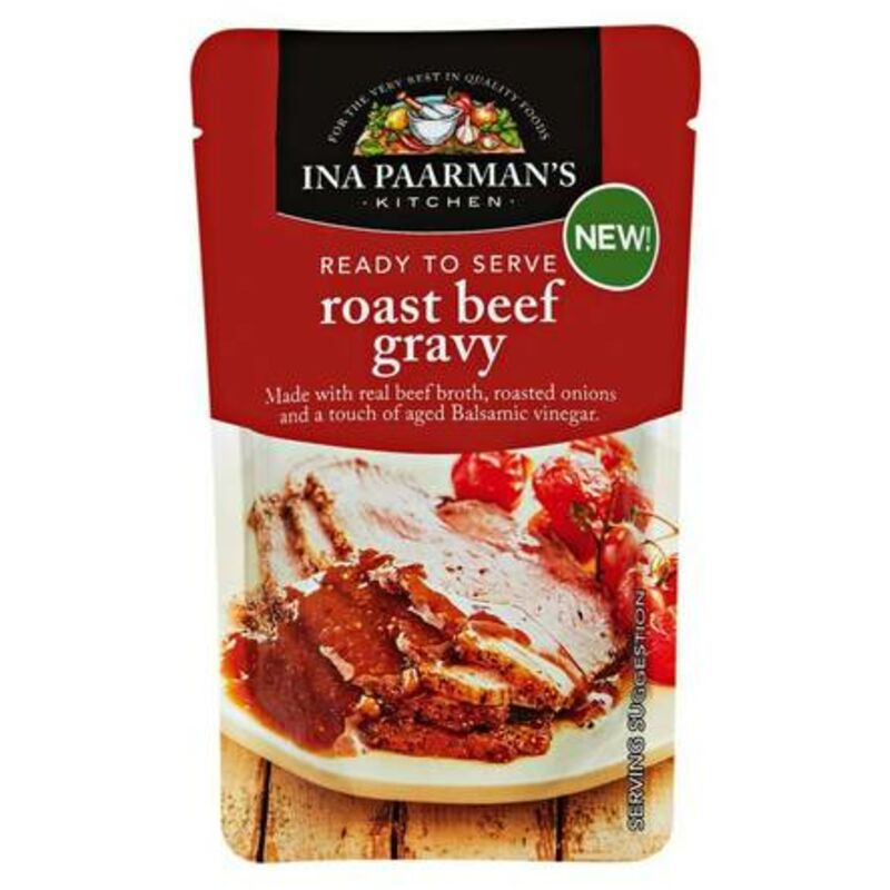 INA PAARMANS RTS BEEF GRAVY – 200G