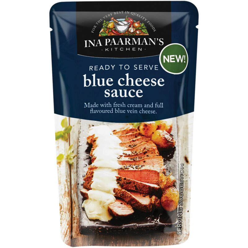 INA PAARMANS RTS SAUCE BLUE CHEESE – 200G