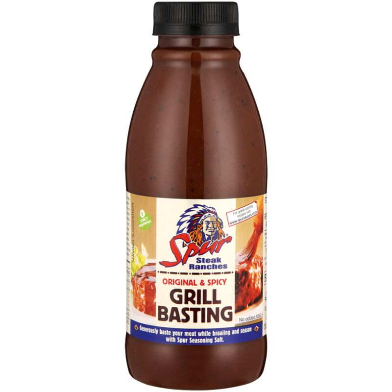 SPUR GRILL BASTING – 500ML