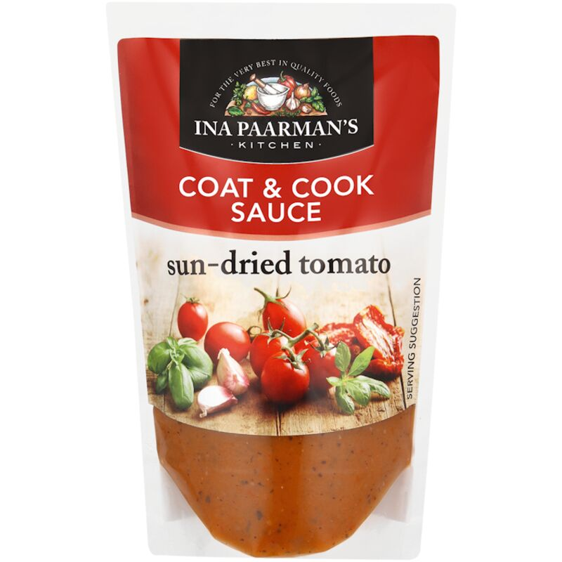 INA PAARMANS COOK-IN-SAUCE SUNDRIED TOMATO – 200ML