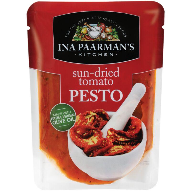 INA PAARMANS PESTO SUNDRIED TOMATO – 125G
