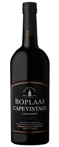 BOPLAAS PORT CAPE VINTAGE – 750ML