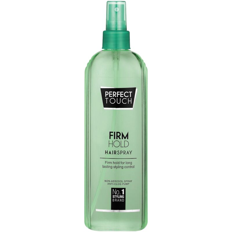 PERFECT TOUCH FIRM HOLD HAIR SPRAY – 350ML