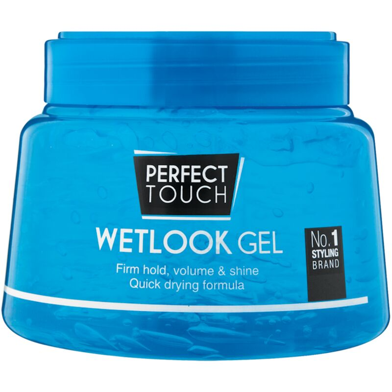 PERFECT TOUCH WET LOOK FIRM HOLD GEL – 500ML