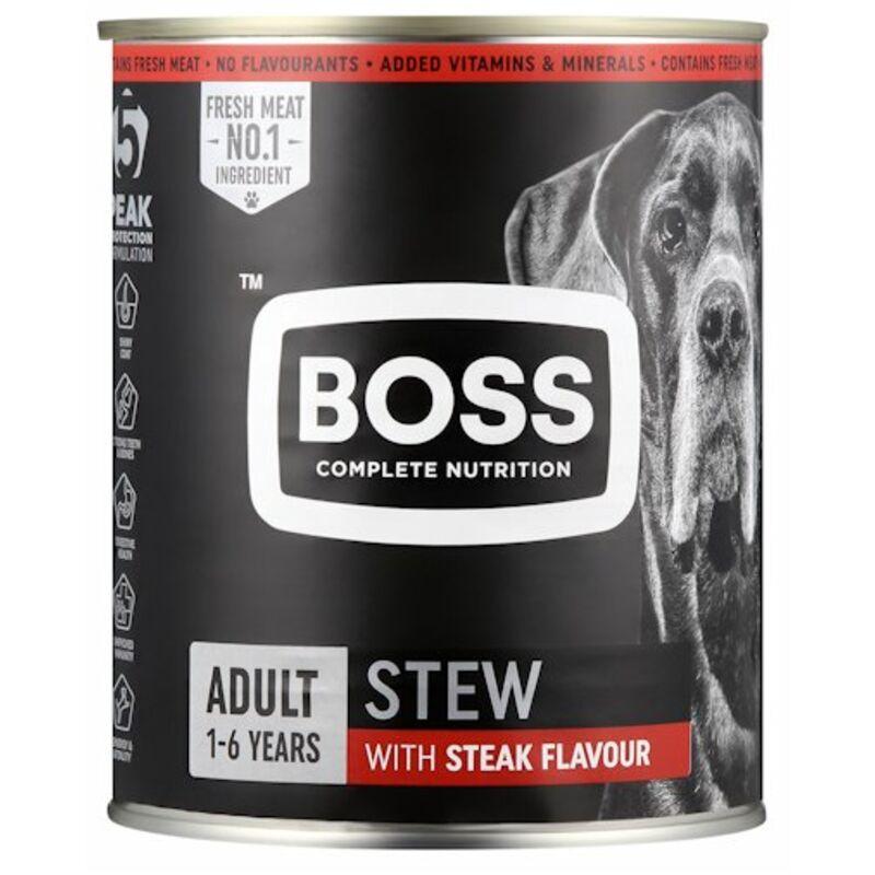 BOSS CLASSIC ADULT STEW STEAK – 775G