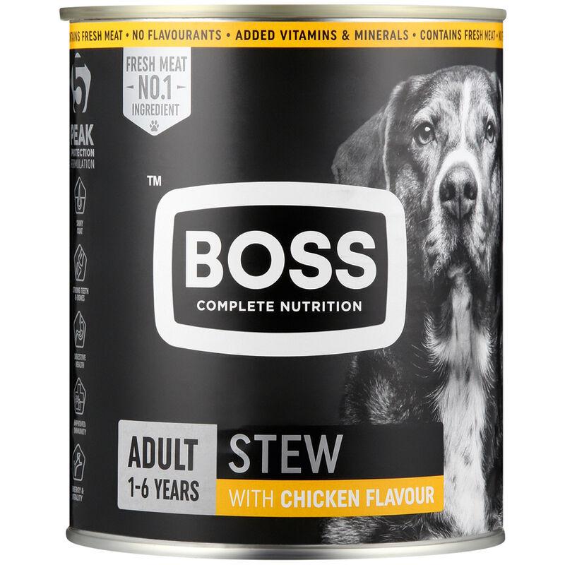 BOSS CLASSIC ADULT STEW CHICKEN – 775G