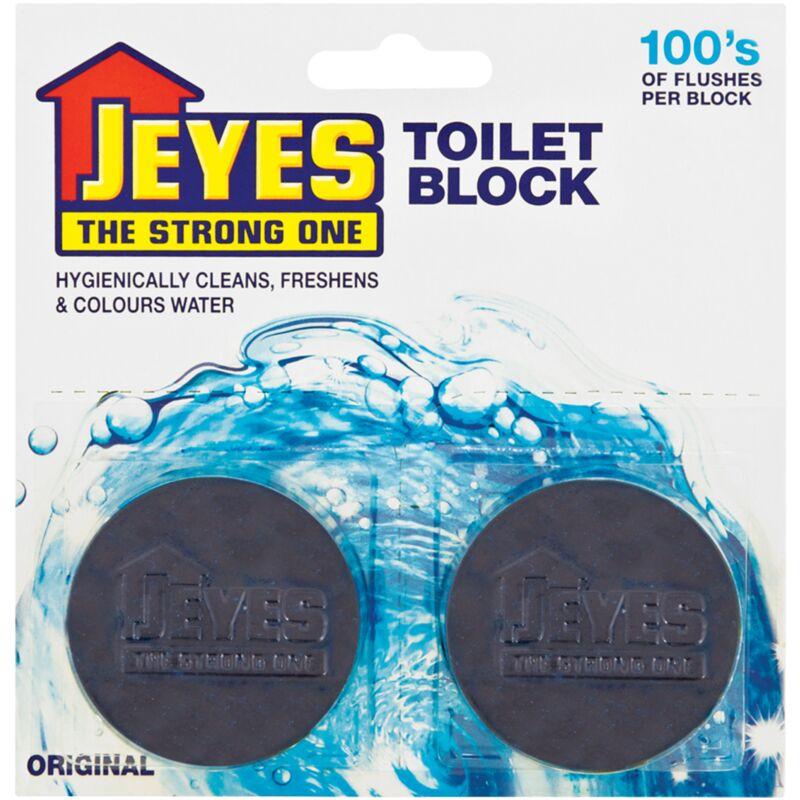 JEYES TOILET BLOCK ORIGINAL – 2S
