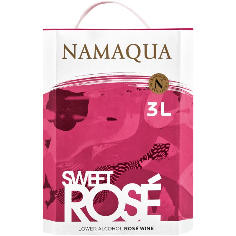 NAMAQUA SWEET ROSÉ – 3L