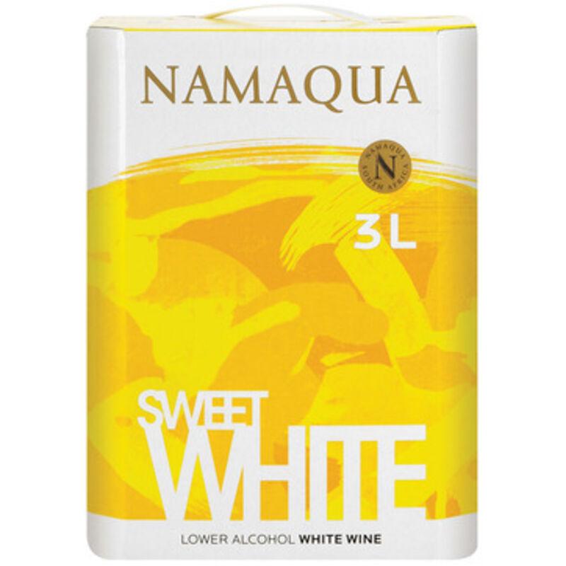 NAMAQUA NATURAL SWEET WHITE – 3L