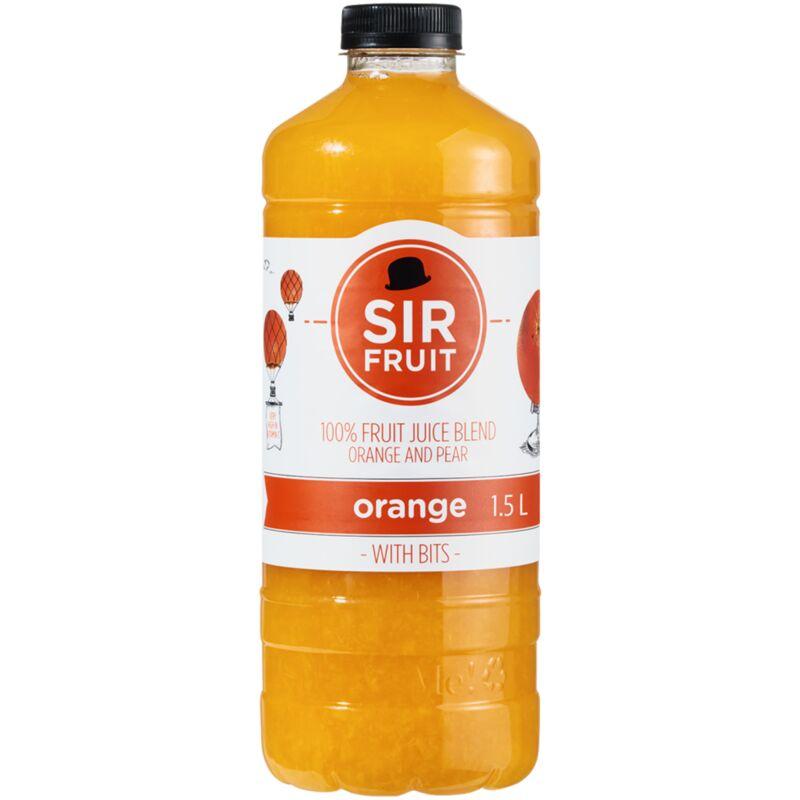 SIR JUICE 100% ORANGE FRUIT JUICE BLEND – 1.5L