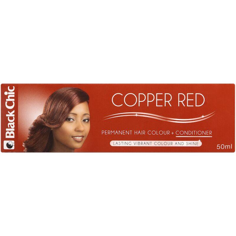 BLACK CHIC H/COL COPPER RED – 50ML