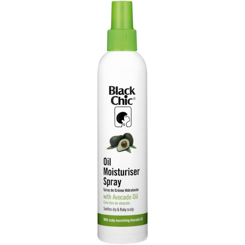 BLACK CHIC AVO OIL MOIST SPRAY – 250ML