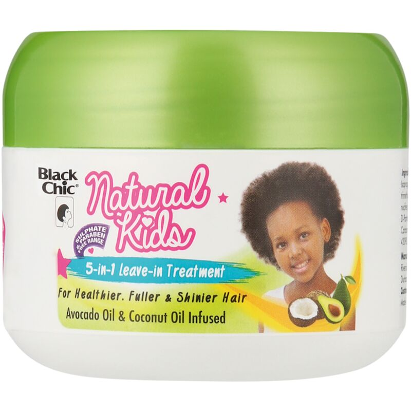 BLACK CHIC NATURAL KIDS 5IN1 LEAVE IN TREATMENT – 125ML