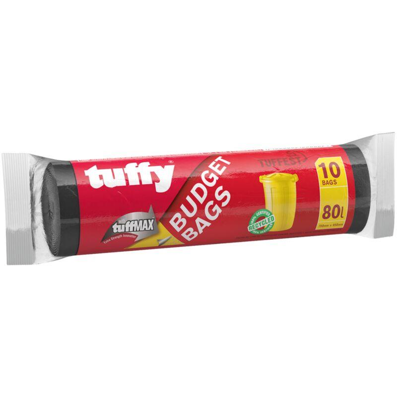 TUFFY BUDGET BLACK BAG – 10S