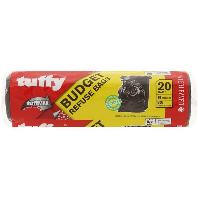 TUFFY BLACK BAGS BUDGET 20S – 20S