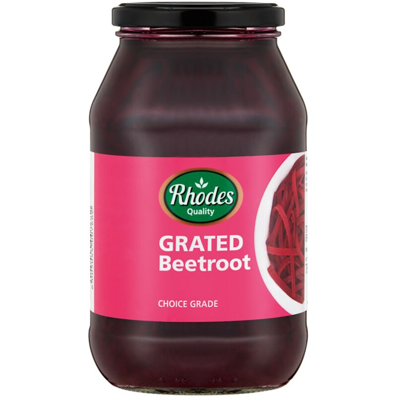 RHODES GRATED BEETROOT – 780G