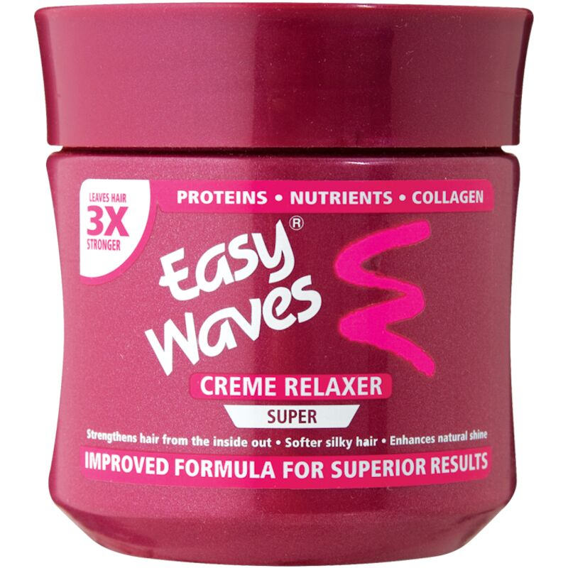 EASY WAVES CREAM RELAXER SUP – 250ML