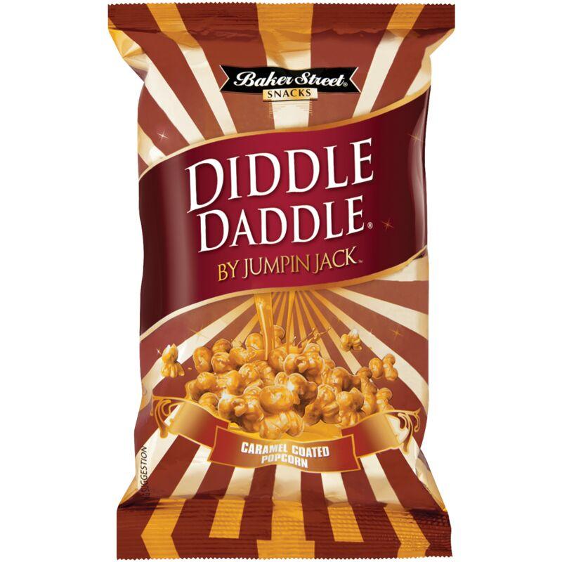 DIDDLE DADDLE CARAMEL CLUSTER POPCORN – 150G