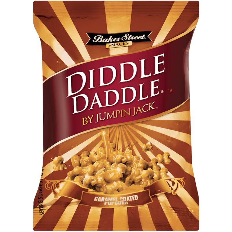 DIDDLE DADDLE CARAMEL CLUSTER POPCORN – 45G