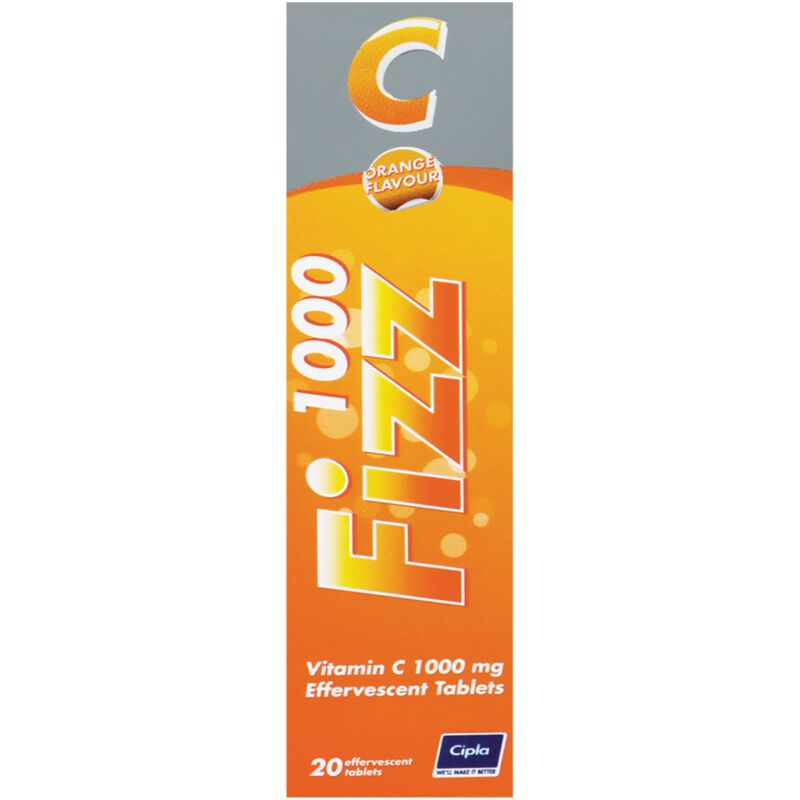 FIZZ C1000 ORANGE – 20S