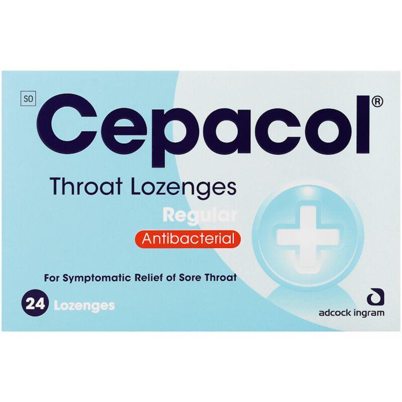 CEPACOL REGULAR LOZENGES – 24S