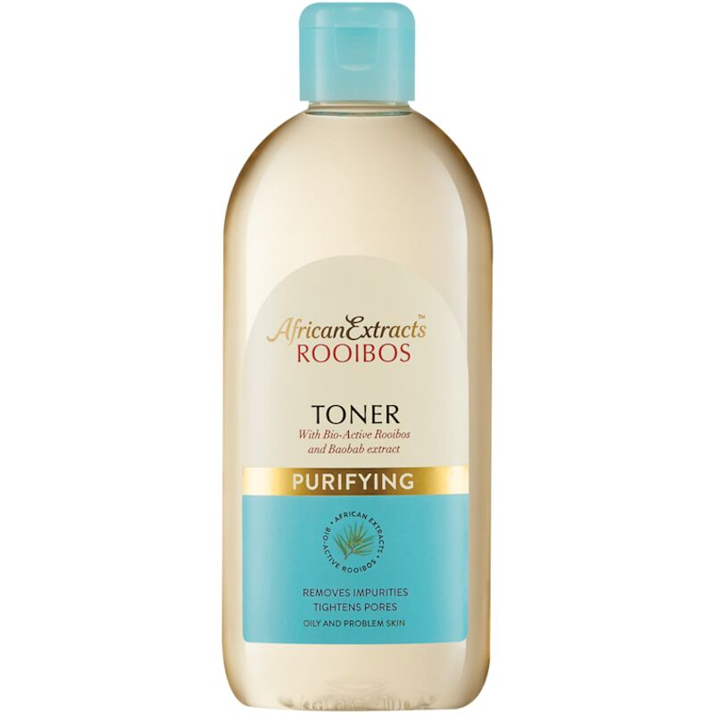AFRICAN EXTRACTS ROOIBOS PURIFYING TONER – 250ML