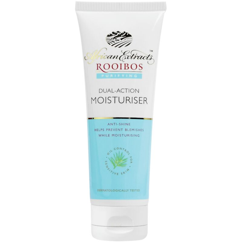 AFRICAN EXTRACTS ROOIBOS PURIFYING DUALACTION MOISTURISER – 75ML