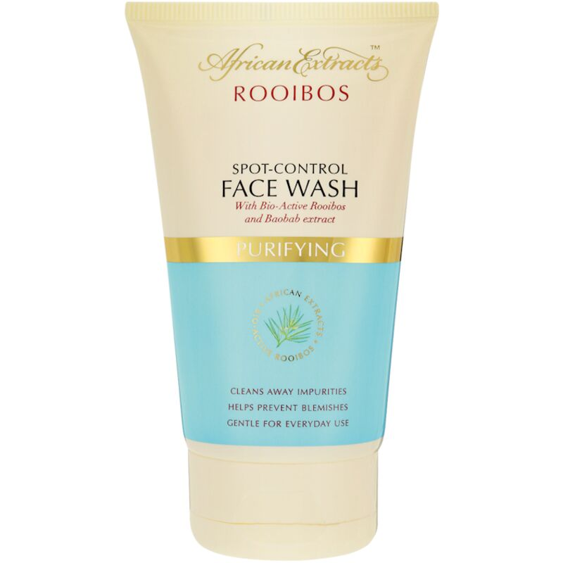AFRICAN EXTRACTS ROOIBOS PURIFYING FACE WASH – 150ML