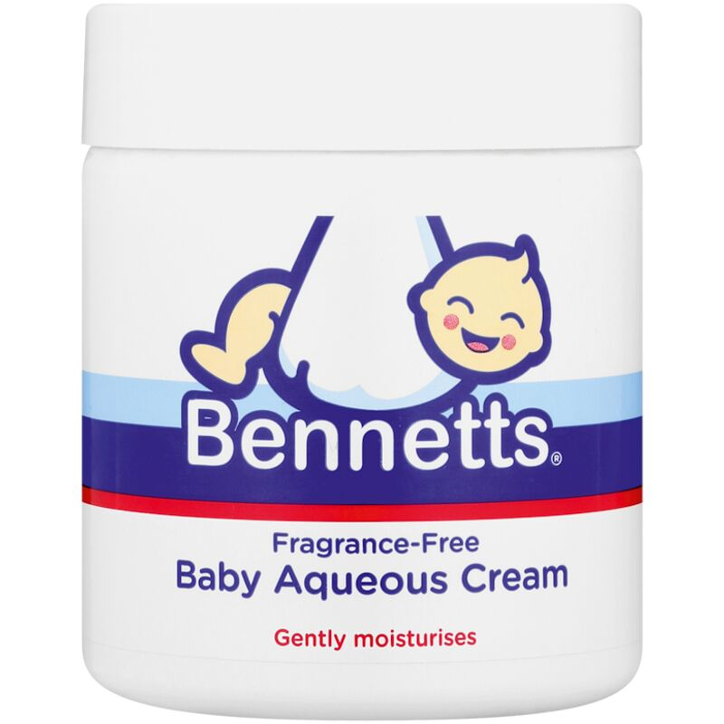 BENNETTS BABY AQUEOUS FRAGRANCE FREE CREAM – 500ML