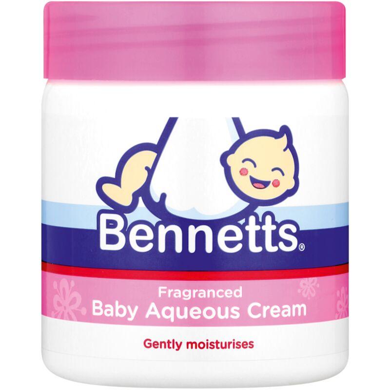 BENNETTS BABY AQUEOUS FRAGRANCE CREAM – 500ML