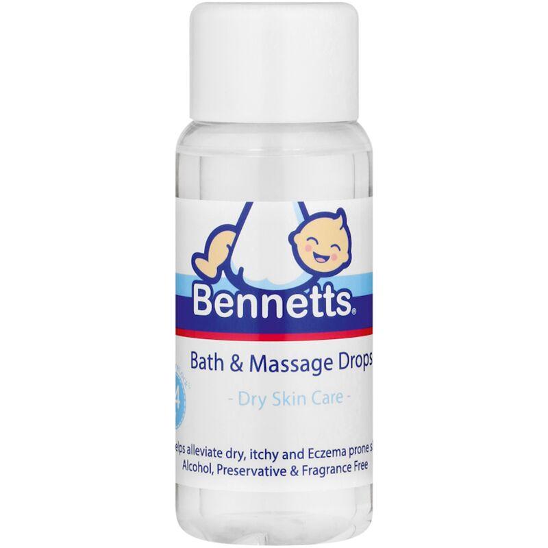 BENNETTS BABY AQUEOUS BATH DROPS – 200ML