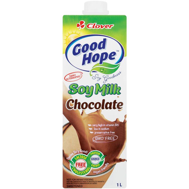 GOOD HOPE MILK SOYA SHAKE CHOCOLATE – 1L