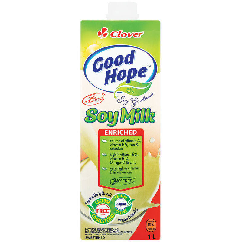 GOOD HOPE SUPER SOYA MILK – 1L