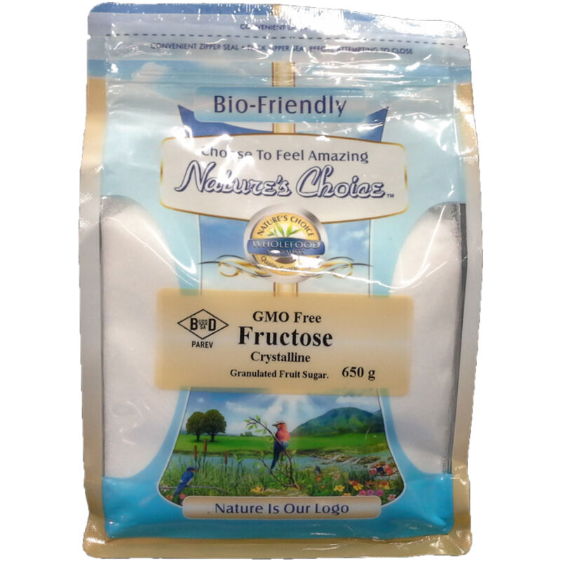 NATURES CHOICE FRUCTOSE SWEETENER – 500G