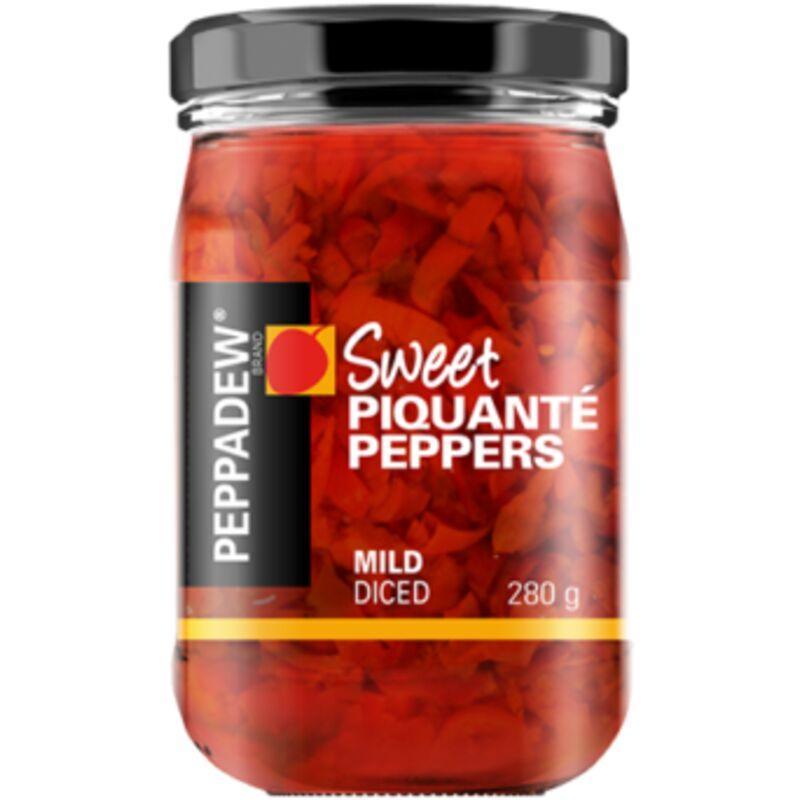 PEPPADEW PEPPERS SWEET DICED – 280G