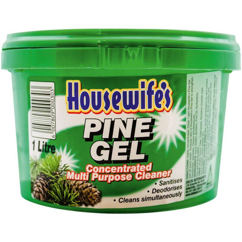 HOUSEWIFE'S PINE GEL – 1L