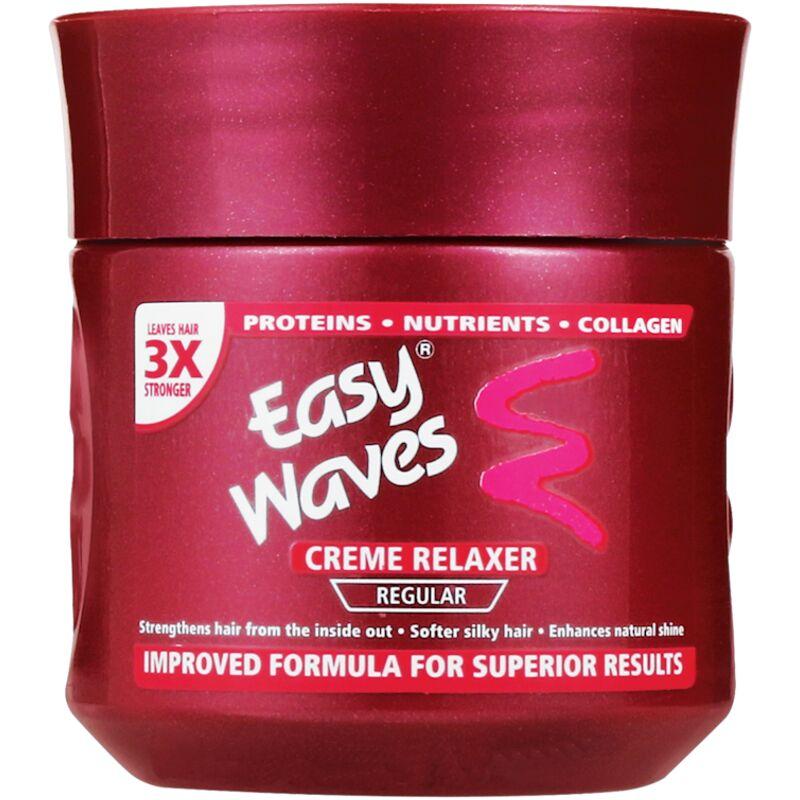 EASY WAVES CREAM RELAXER REG – 125ML