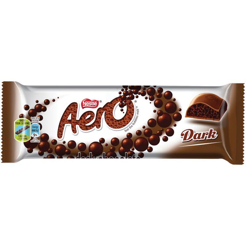 AERO CHOCOLATE DARK – 40G
